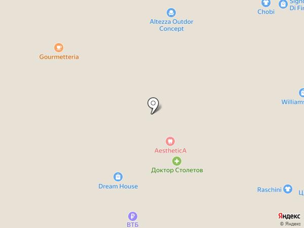 Джоконда на карте Барвихи