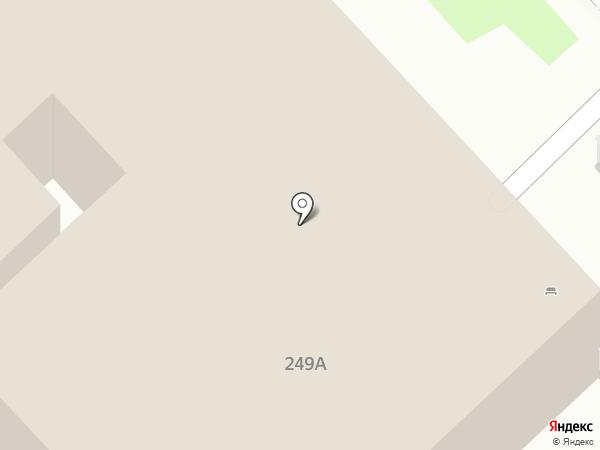 Селена на карте Анапы