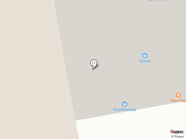 Тибо на карте Красногорска
