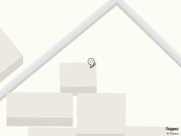 Чайка на карте Анапы