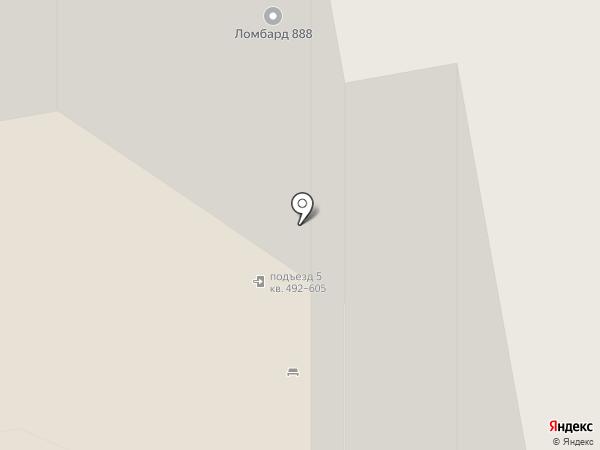 i-Service на карте Красногорска