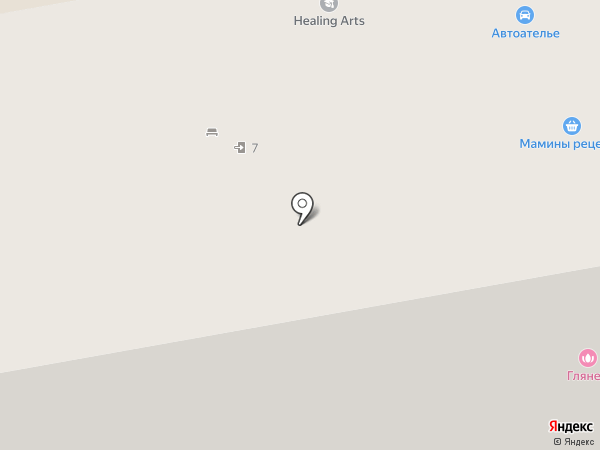 Мамины рецепты на карте Красногорска