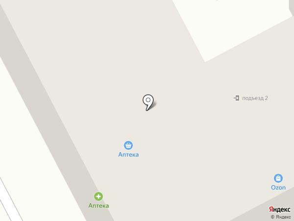 Десятка на карте Барвихи