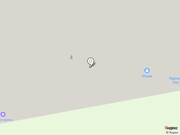 Twin на карте Красногорска