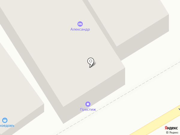 Саша на карте Анапы