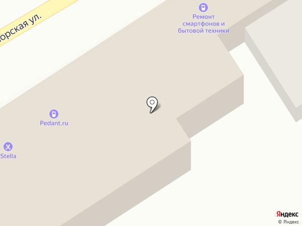 Миледи на карте Анапы