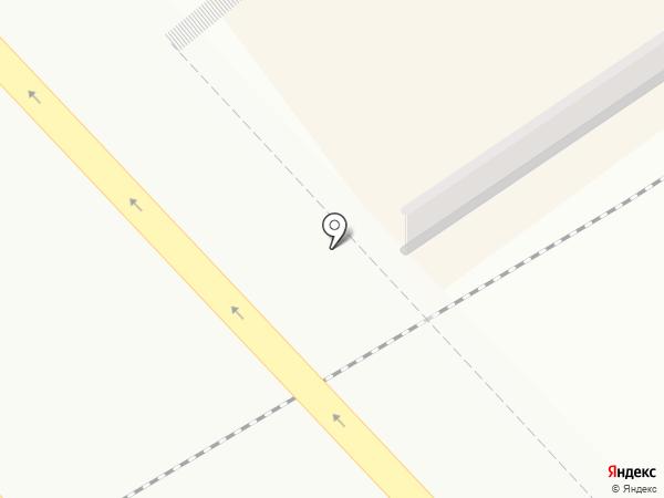 Магазин автотоваров на карте Одинцово
