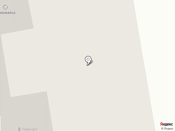 Дозари на карте Красногорска