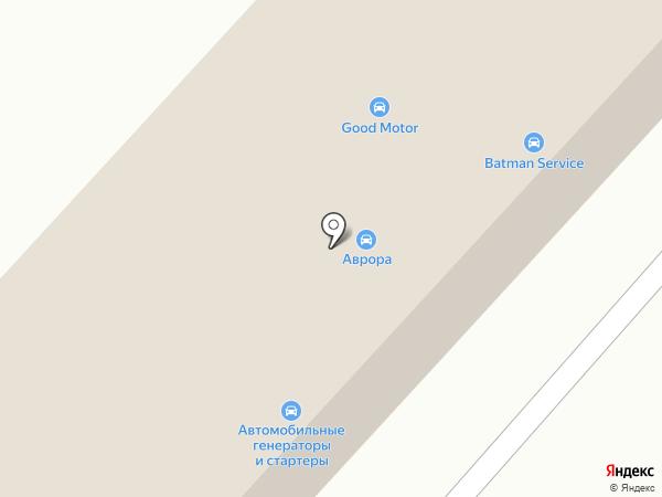 Batman Service на карте Елино