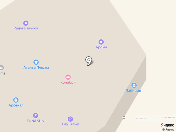 Семена на карте Одинцово
