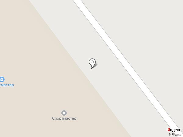 Спортмастер на карте Одинцово