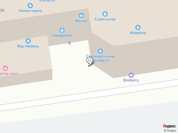 Hd-fotoplitka на карте Красногорска