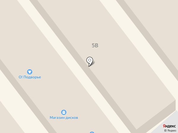 Магазин колбасных изделий и сыров на карте Одинцово