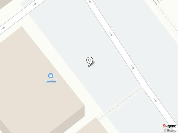 Магазин верхней одежды на карте Одинцово