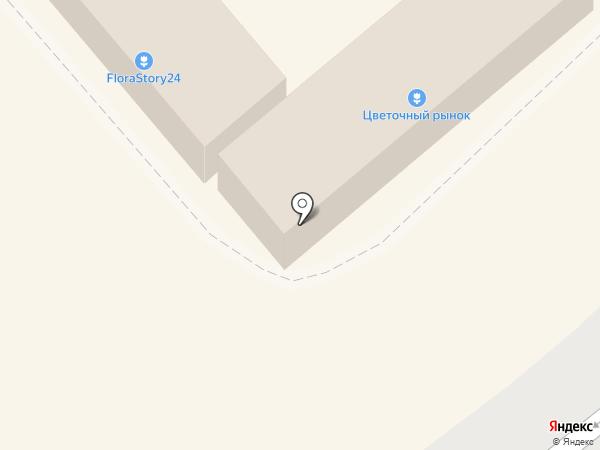 Одинцовское подворье на карте Одинцово