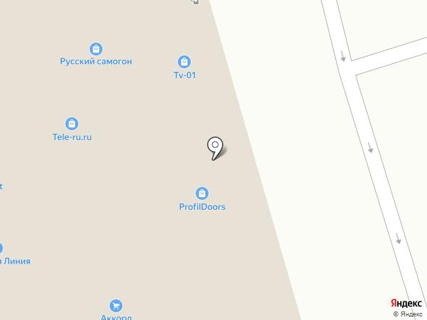 Velvetto на карте Одинцово