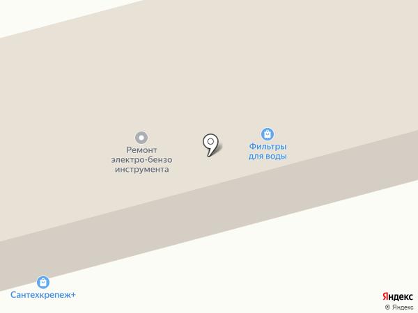 КрепМетиз на карте Одинцово