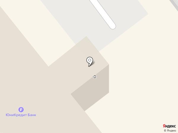 Микс на карте Одинцово