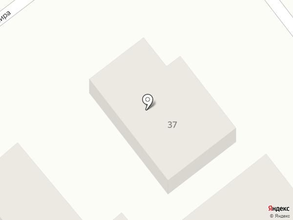 Основная общеобразовательная школа №24 на карте Анапы