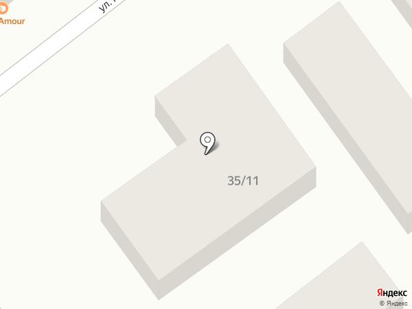 Вика на карте Анапы