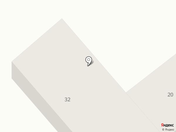 Магазин №26 на карте Анапы