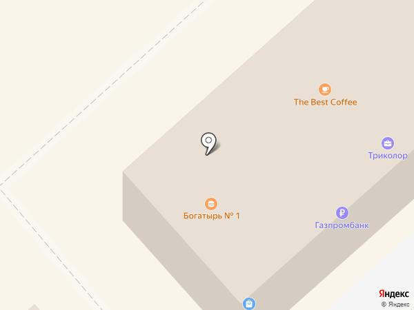 Платный общественный туалет на карте Одинцово