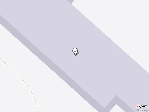 Детский сад №11, Голубок на карте Одинцово