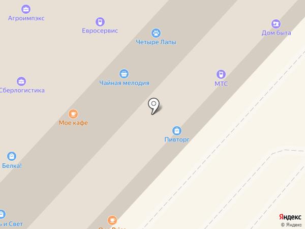 PUPER.RU на карте Одинцово