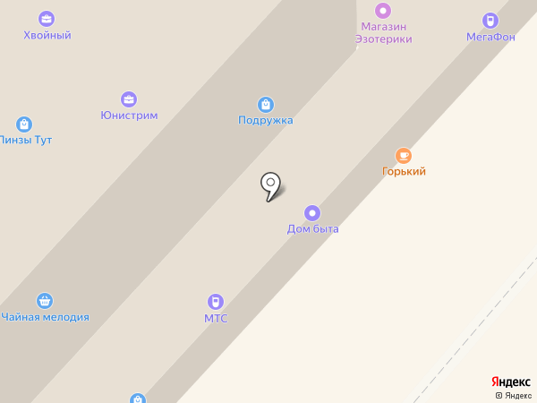 Подружка на карте Одинцово