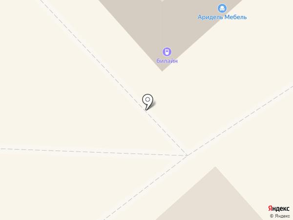 Магазин аксессуаров для мобильных телефонов на карте Одинцово