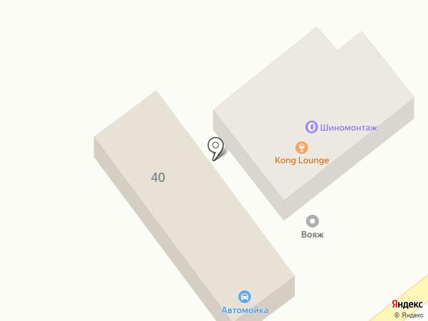 Мастерская на карте Анапы