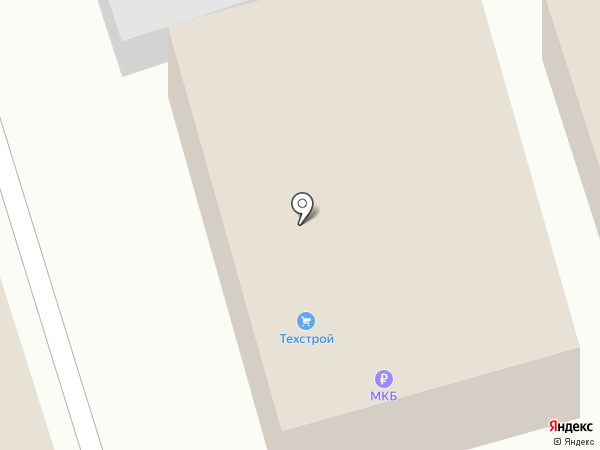 Водекс на карте Одинцово