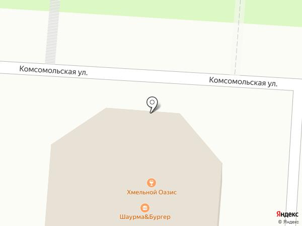 Карась на карте Одинцово