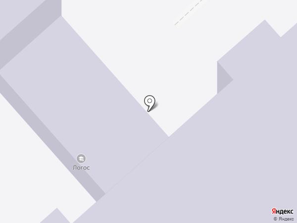 Средняя общеобразовательная школа №5 на карте Одинцово