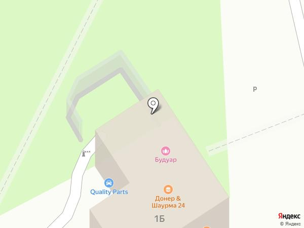 Exist на карте Одинцово