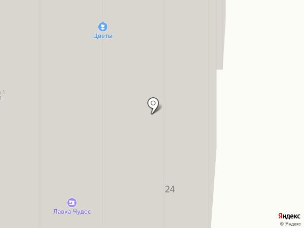 СУ-155 на карте Одинцово