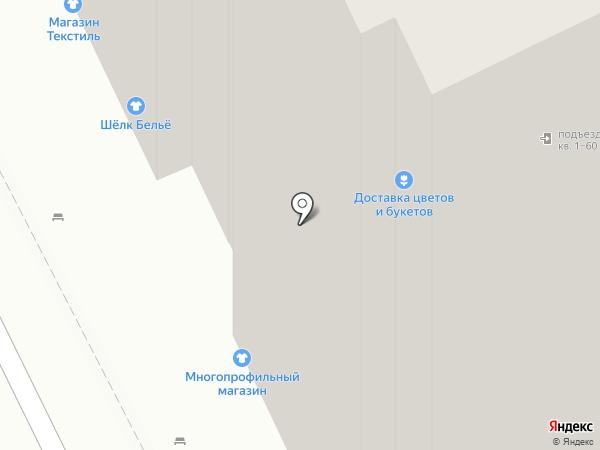 Лежепекарь на карте Красногорска