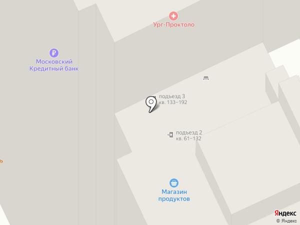 Питер Групп на карте Красногорска
