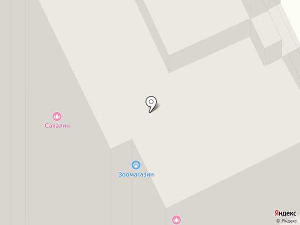 Мейджик-Стайл на карте Красногорска