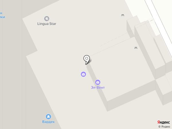 МАКСИКЛИН на карте Красногорска
