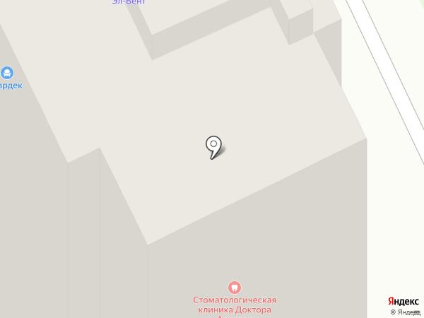 Пряник на карте Красногорска