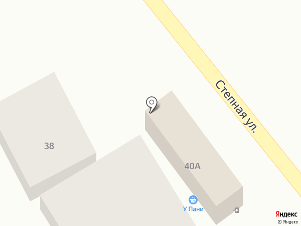 У пани на карте Анапы