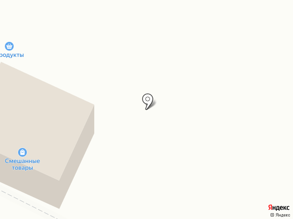 Продовольственный магазин на карте Жуковки