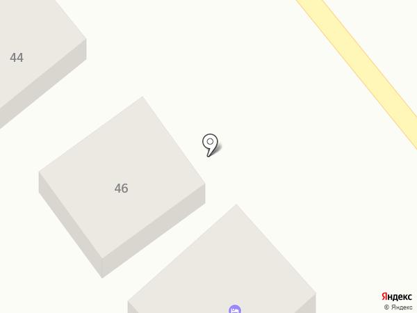 Никос на карте Анапы