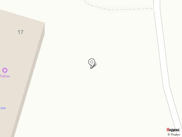 Продуктовый магазин на Солнечной на карте Одинцово