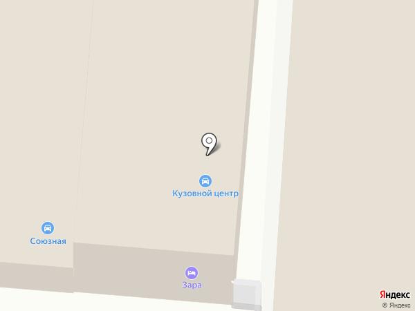 Бакинские ночи на карте Одинцово