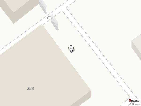 Заря Анапы на карте Анапы