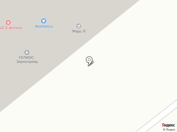 Коммунальные услуги на карте Одинцово