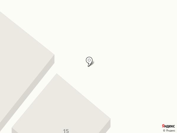 Милена на карте Анапы