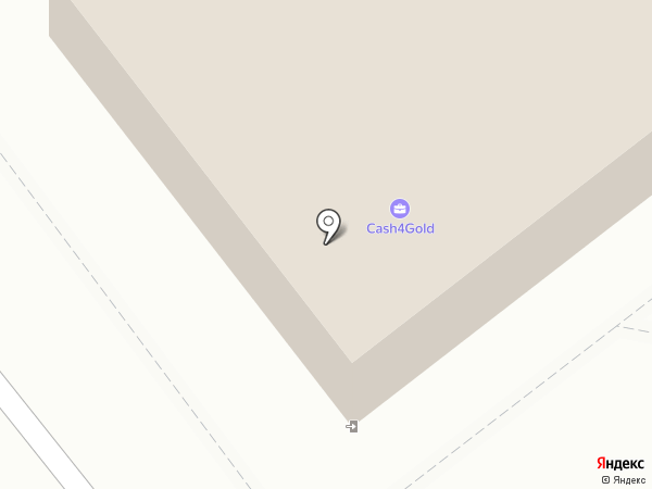 Золотой Экспресс на карте Одинцово